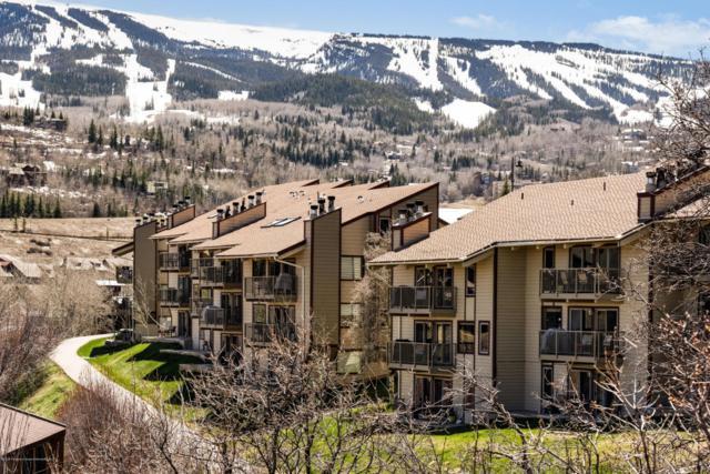 55 Upper Woodbridge Road Unit I-6, Snowmass Village, CO 81615 (MLS #154182) :: McKinley Sales Real Estate