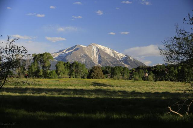 TBD Highway 82, Carbondale, CO 81623 (MLS #154192) :: McKinley Sales Real Estate