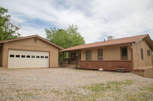 920 Red Mountain Drive, Glenwood Springs, CO 81601 (MLS #154207) :: McKinley Sales Real Estate