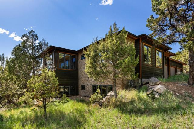 491 Elk Springs Drive, Glenwood Springs, CO 81601 (MLS #154213) :: McKinley Sales Real Estate