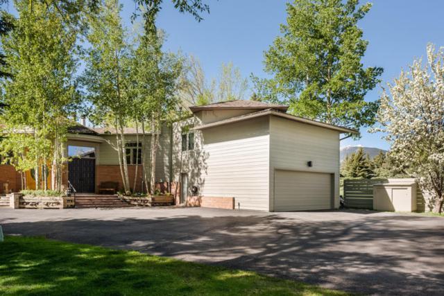 731 Cemetery Lane, Aspen, CO 81611 (MLS #154223) :: McKinley Real Estate Sales, Inc.
