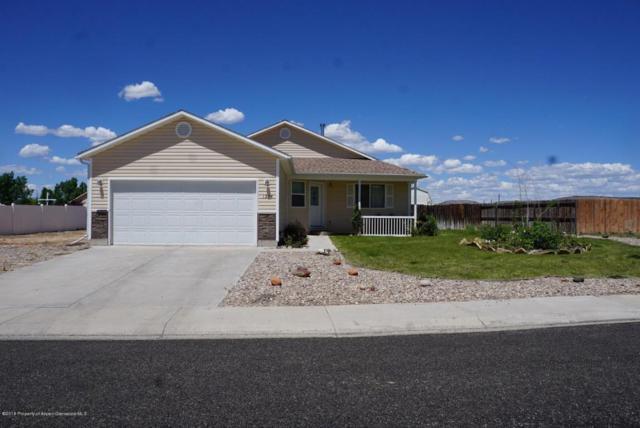 1254 Sunridge Avenue, Rangely, CO 81648 (MLS #154260) :: McKinley Real Estate Sales, Inc.