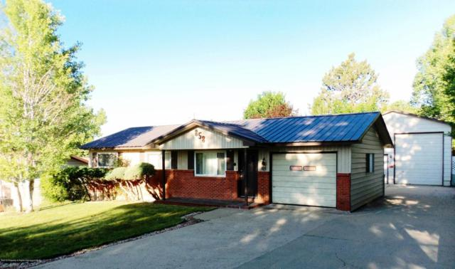 858 Steele Street, Craig, CO 81625 (MLS #154293) :: McKinley Sales Real Estate