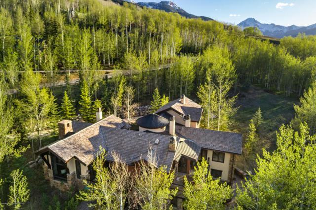 56 Aspen Way, Snowmass Village, CO 81615 (MLS #154340) :: McKinley Sales Real Estate