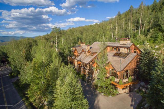 383 Ridge Road, Snowmass Village, CO 81615 (MLS #154347) :: McKinley Sales Real Estate