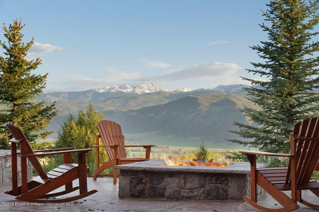 000102 Blue Creek Trail, Carbondale, CO 81623 (MLS #154375) :: McKinley Sales Real Estate