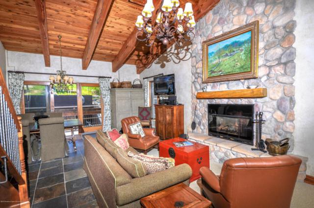690 Carriage Way, Snowmass Village, CO 81615 (MLS #154399) :: McKinley Sales Real Estate