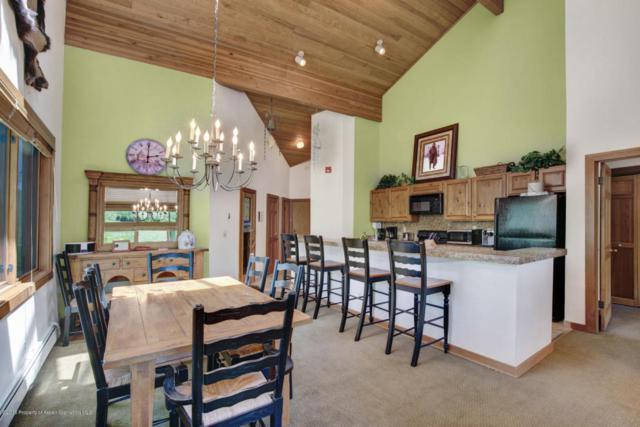 240 Snowmass Club Circle 320 Aka 1430, Snowmass Village, CO 81615 (MLS #154461) :: McKinley Sales Real Estate