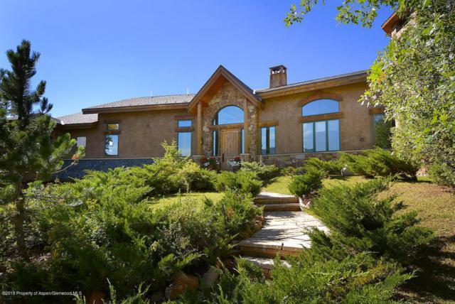 1960 Juniper Hill Road, Aspen, CO 81611 (MLS #154462) :: McKinley Sales Real Estate
