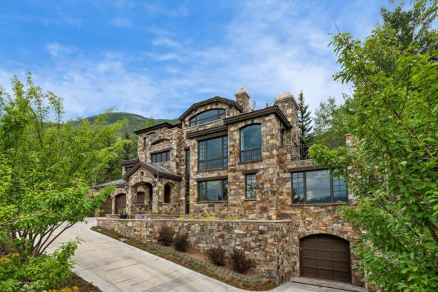1124 Red Mountain Road, Aspen, CO 81611 (MLS #154481) :: McKinley Sales Real Estate