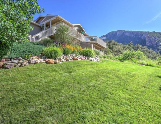 702 Silver Oak Drive, Glenwood Springs, CO 81601 (MLS #154514) :: McKinley Sales Real Estate