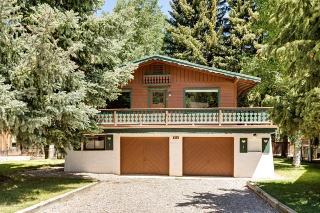 312 W Hyman Avenue, Aspen, CO 81611 (MLS #154564) :: McKinley Sales Real Estate