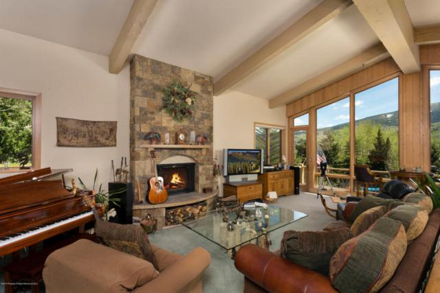 575 Meadow Road, Snowmass Village, CO 81615 (MLS #154565) :: McKinley Sales Real Estate