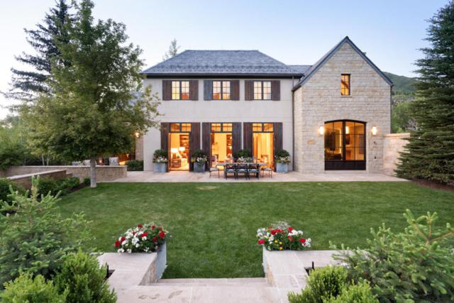 100 Red Mountain Road, Aspen, CO 81611 (MLS #154568) :: McKinley Sales Real Estate