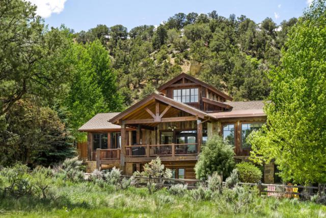3976 Crystal Bridge Drive, Carbondale, CO 81623 (MLS #154582) :: McKinley Sales Real Estate