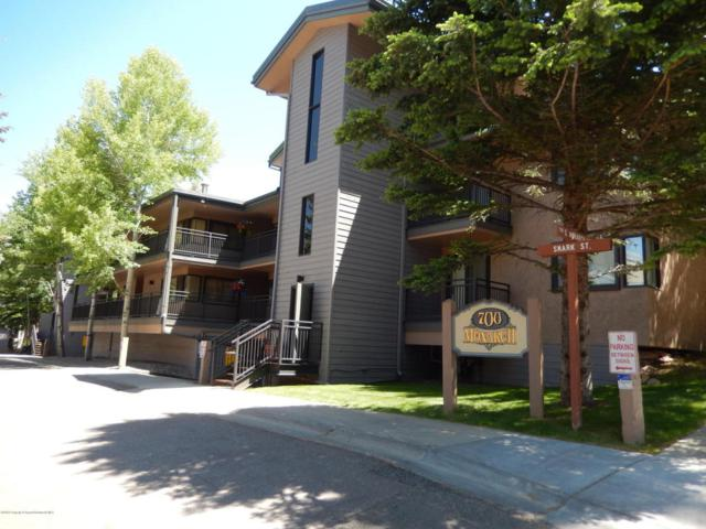 700 Monarch Street #104, Aspen, CO 81611 (MLS #154583) :: McKinley Sales Real Estate