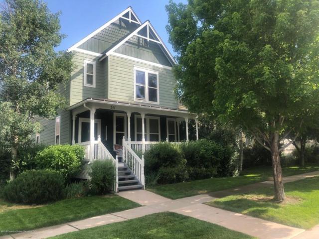 311 Lamprecht Drive, Carbondale, CO 81623 (MLS #154656) :: McKinley Sales Real Estate
