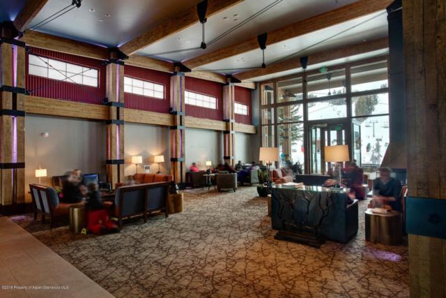 38750 Highway 82 #2203, Aspen, CO 81611 (MLS #154668) :: McKinley Sales Real Estate