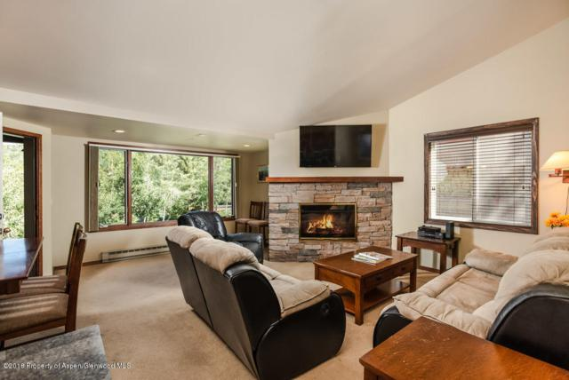 65 Campground Lane #54, Snowmass Village, CO 81615 (MLS #154696) :: McKinley Sales Real Estate