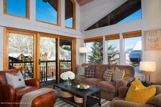 400 Wood Road #1308, Snowmass Village, CO 81615 (MLS #154698) :: McKinley Sales Real Estate