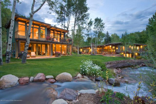 1055 Stage Road, Aspen, CO 81611 (MLS #154707) :: McKinley Sales Real Estate