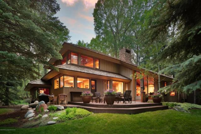 1140 Black Birch Drive, Aspen, CO 81611 (MLS #154708) :: McKinley Sales Real Estate