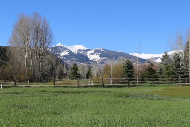 380 Little Elk Creek Avenue, Snowmass, CO 81654 (MLS #154724) :: McKinley Sales Real Estate