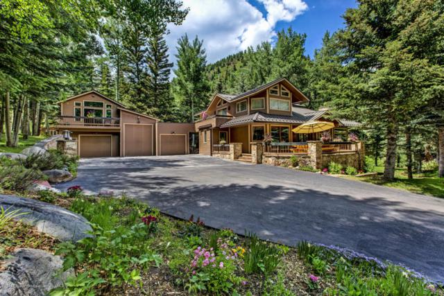 6090 Woody Creek Rd, Woody Creek, CO 81656 (MLS #154748) :: McKinley Real Estate Sales, Inc.