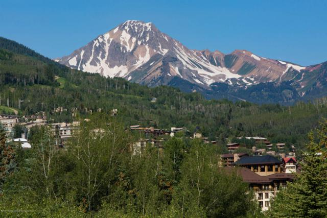 291-333 Faraway Road, Snowmass Village, CO 81615 (MLS #154760) :: McKinley Sales Real Estate
