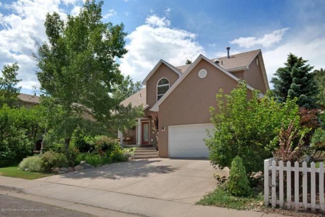1026 Park West Drive, Glenwood Springs, CO 81601 (MLS #154761) :: McKinley Sales Real Estate