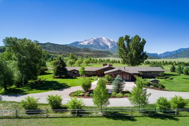 1567 Prince Creek Road, Carbondale, CO 81623 (MLS #154764) :: McKinley Sales Real Estate