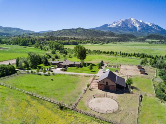1567 Prince Creek Road, Carbondale, CO 81623 (MLS #154765) :: McKinley Sales Real Estate