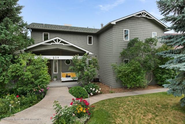 509 W Harvard Drive, Glenwood Springs, CO 81601 (MLS #154783) :: McKinley Sales Real Estate
