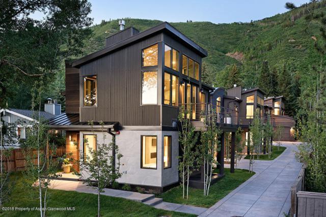 520 Spruce Street, Aspen, CO 81611 (MLS #154785) :: McKinley Sales Real Estate