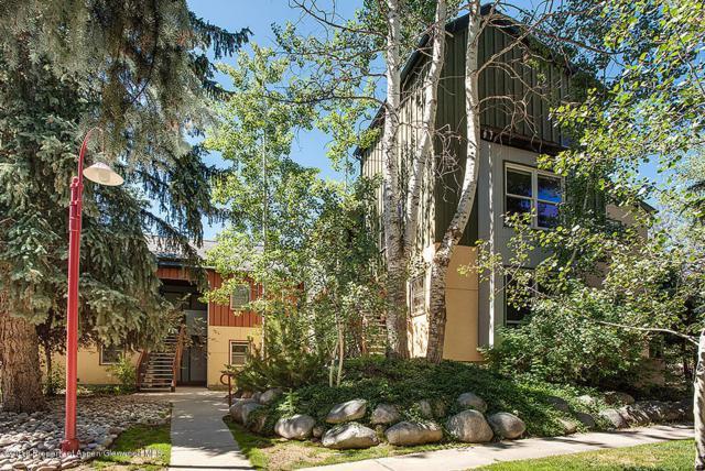 414 Pacific Avenue G, Aspen, CO 81611 (MLS #154789) :: McKinley Sales Real Estate