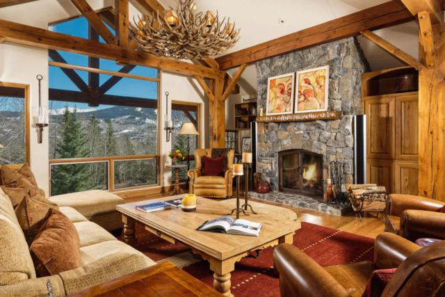 38 Saddleback Lane, Snowmass Village, CO 81615 (MLS #154791) :: McKinley Sales Real Estate