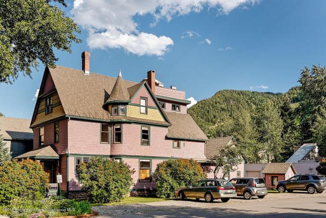 333 W Main Street B, Aspen, CO 81611 (MLS #154824) :: McKinley Sales Real Estate