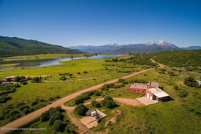 5397 Upper Cattle Creek Creek, Carbondale, CO 81623 (MLS #154843) :: McKinley Sales Real Estate