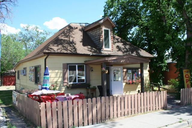 257 E 1st Street, Parachute, CO 81635 (MLS #154854) :: McKinley Sales Real Estate