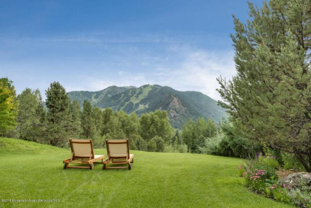 69 Herron Hollow Road, Aspen, CO 81611 (MLS #154860) :: McKinley Sales Real Estate