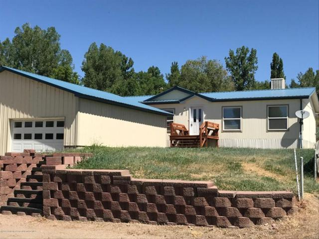 2025 Baker Drive, Craig, CO 81625 (MLS #155023) :: McKinley Sales Real Estate