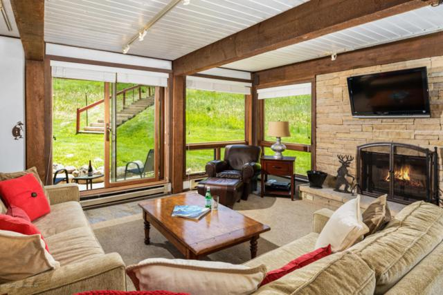 360 Wood Road, Snowmass Village, CO 81615 (MLS #155026) :: McKinley Sales Real Estate