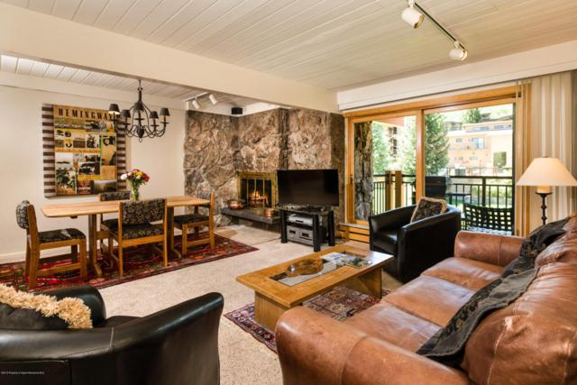 30 Anderson Lane #821, Snowmass Village, CO 81615 (MLS #155028) :: McKinley Sales Real Estate