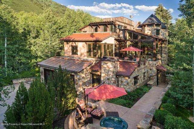 189 Mcskimming Road, Aspen, CO 81611 (MLS #155043) :: McKinley Real Estate Sales, Inc.