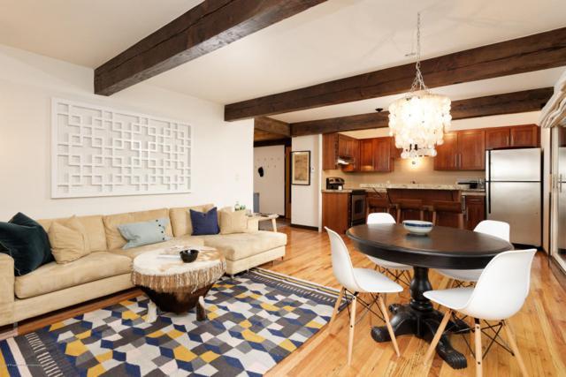 1039 E Cooper Avenue 34-B, Aspen, CO 81611 (MLS #155051) :: McKinley Sales Real Estate