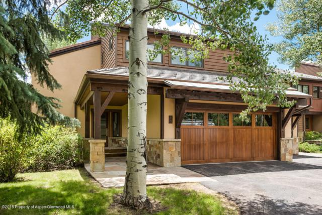 366 Snowmass Club Circle, Snowmass Village, CO 81615 (MLS #155077) :: McKinley Sales Real Estate