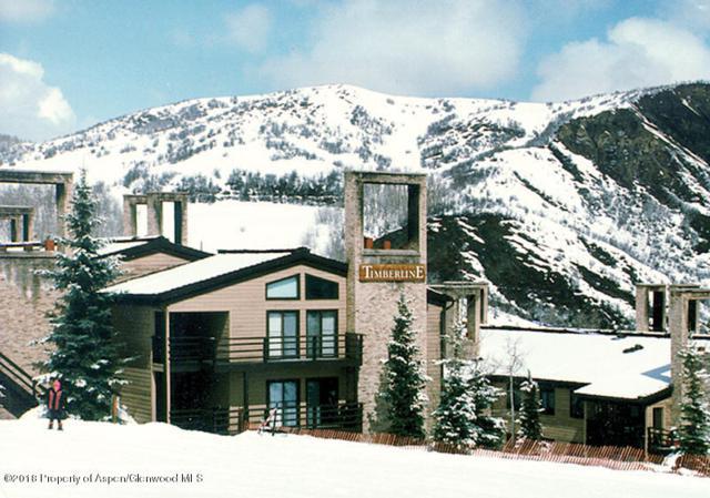 690 Carriage Way B3b, Snowmass Village, CO 81615 (MLS #155082) :: McKinley Sales Real Estate
