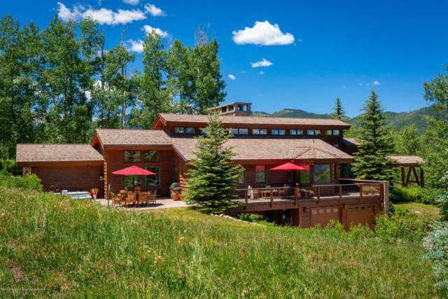 730 Divide Drive, Snowmass Village, CO 81615 (MLS #155088) :: McKinley Sales Real Estate