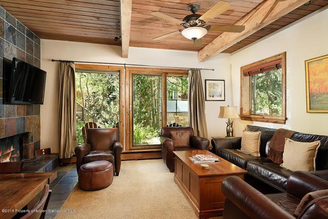 610 S West End Street J101, Aspen, CO 81611 (MLS #155089) :: McKinley Sales Real Estate