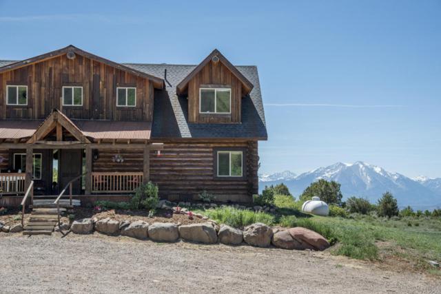 727 Co Hwy 120, Glenwood Springs, CO 81601 (MLS #155095) :: McKinley Sales Real Estate